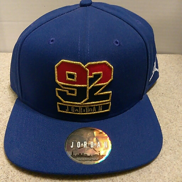 NIKE JORDAN 7 USA DREAM TEAM 92 SNAPBACK